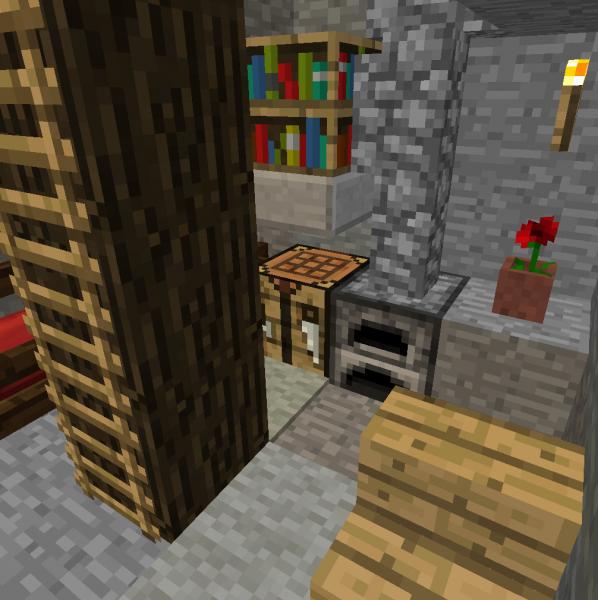 minecraft houses ideas inside