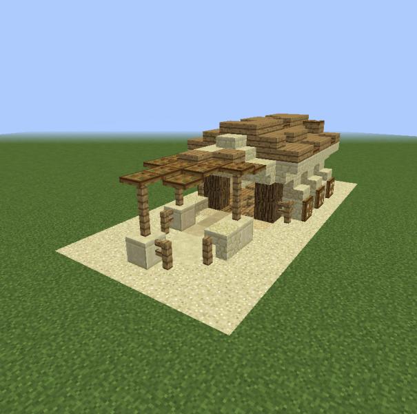 Desert Village House 3