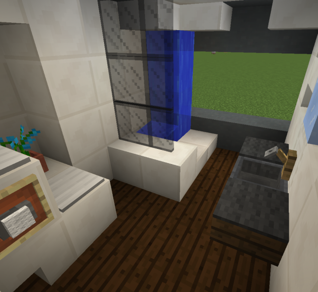 Elite Modern Mansion Blueprints For Minecraft Houses Castles Towers And More Grabcraft