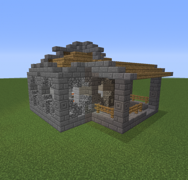 Fantasy Dwarven Forge Blueprints For Minecraft Houses Castles Towers And More Grabcraft