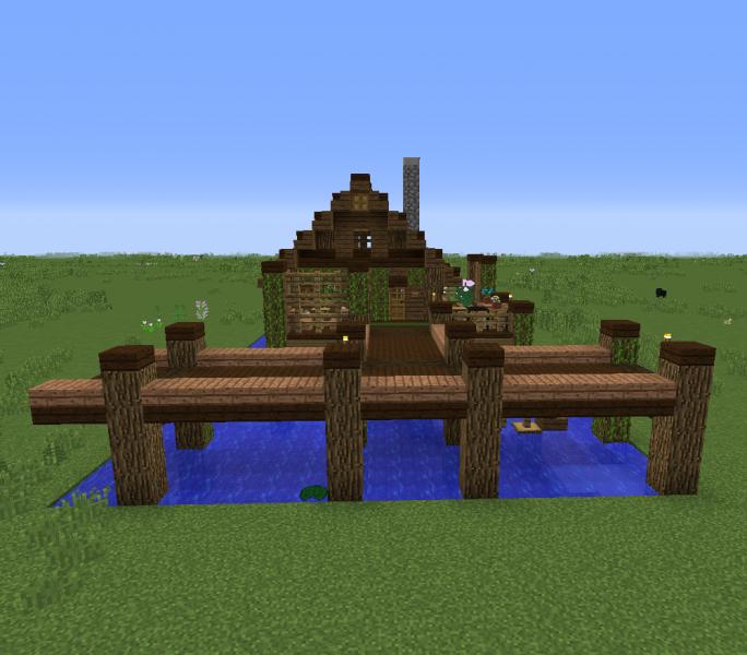 Fishing Village House 2