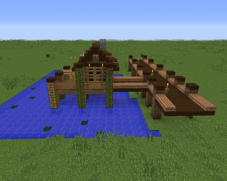 Fishing Village House 3