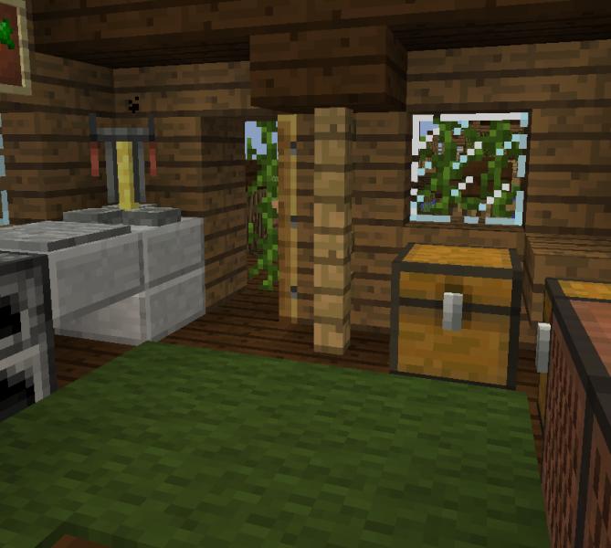 Fishing Village Hut 3