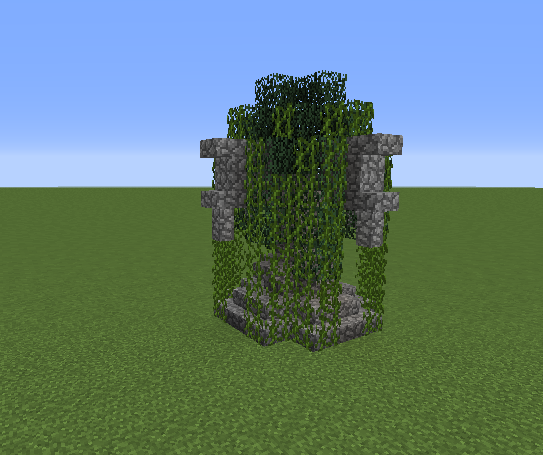 Flower Pots Outdoor Decoration Blueprints For Minecraft Houses Castles Towers And More Grabcraft
