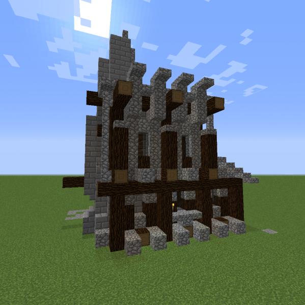 Forest Village House 3 - Grabcraft
