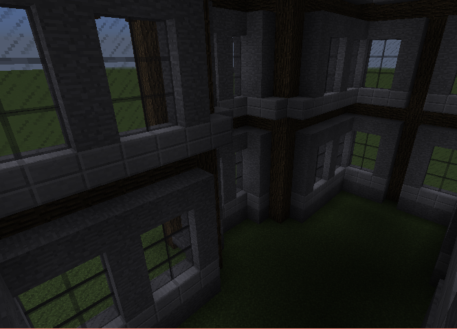 Haunted Mansion Blueprints For Minecraft Houses Castles Towers And More Grabcraft