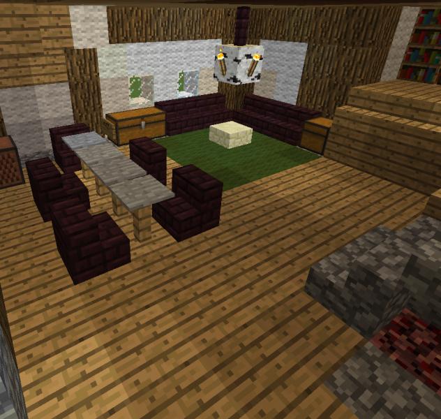 Medieval Kingdom House 14 - Blueprints for MineCraft ...