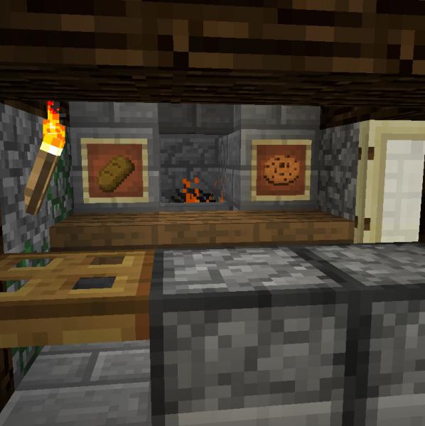 Medieval Village Bakery