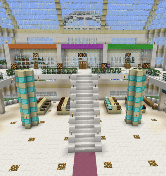 Download Minecraft Shopping Mall Ideas JPG