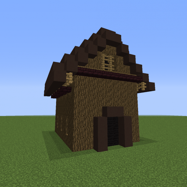 Neolithic House 2 - Grabcraft