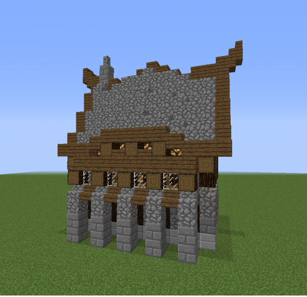 Nordic Mountain Village House 2