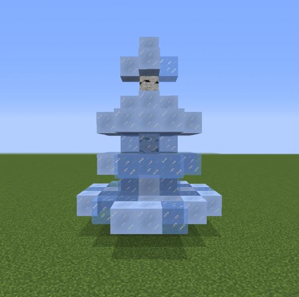 Small Ice Tree 6