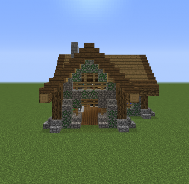 Small Village House 2