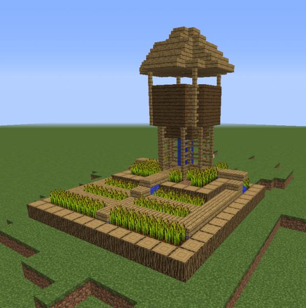 Village Small Farm