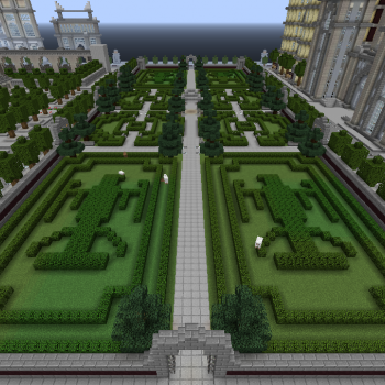 Minecraft Imperial Park