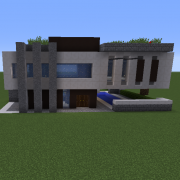 Modern Private House 21
