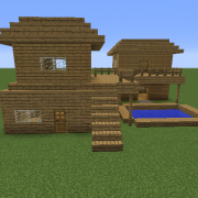 Wooden House 20