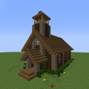 Churches Blueprints For Minecraft Houses Castles Towers And More Grabcraft