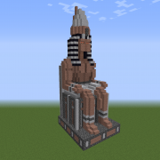 Ancient Egyptian Statue 5