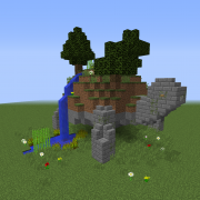 Ancient Giant Tortoise
