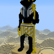 Anubis - God of the Dead Statue