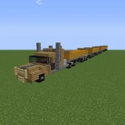 Australian Land Train