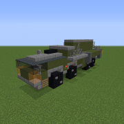 Ballistic Missle Truck