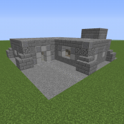 Stone Houses Blueprints For Minecraft Houses Castles Towers And More Grabcraft