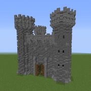 Castles Blueprints For Minecraft Houses Castles Towers And More Grabcraft