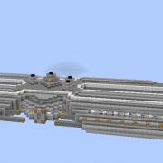 Big Passenger Spaceship