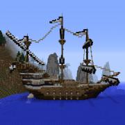 Big Sailing Warship
