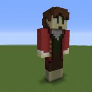 Bilbo Statue (The Hobbit)