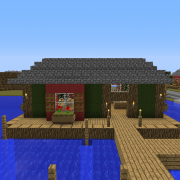 Search Lake Blueprints For Minecraft Houses Castles Towers And More Grabcraft
