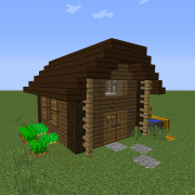 Survival Houses Blueprints For Minecraft Houses Castles Towers And More Grabcraft