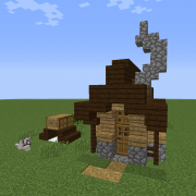 Dark Kingdom Farm House 3