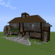 Dragon Kingdom Fantasy House 3