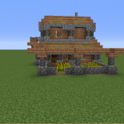 Dwarf Style Farmhouse 2