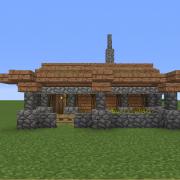 Dwarf Style Farmhouse