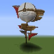 Fantasy Airship 1