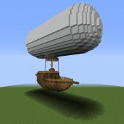 Fantasy Airship 3