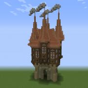 Fantasy Gatehouse