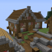 Search Mountain House Blueprints For Minecraft Houses Castles Towers And More Grabcraft