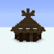 Fantasy Nordic Well House