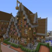 Fantasy Rustic Inn