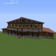Fantasy Town Rich House 1