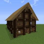 Fantasy Town Rich House 5
