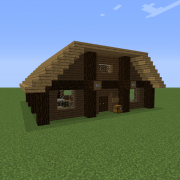Fantasy Town Small House 2