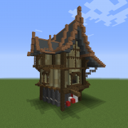 Fantasy Unfurnished House 1