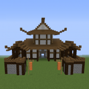 Search Japanese House Blueprints For Minecraft Houses Castles Towers And More Grabcraft