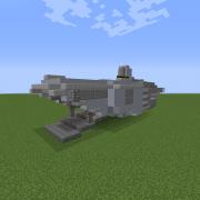 First Order Atmospheric Assault Lander 2